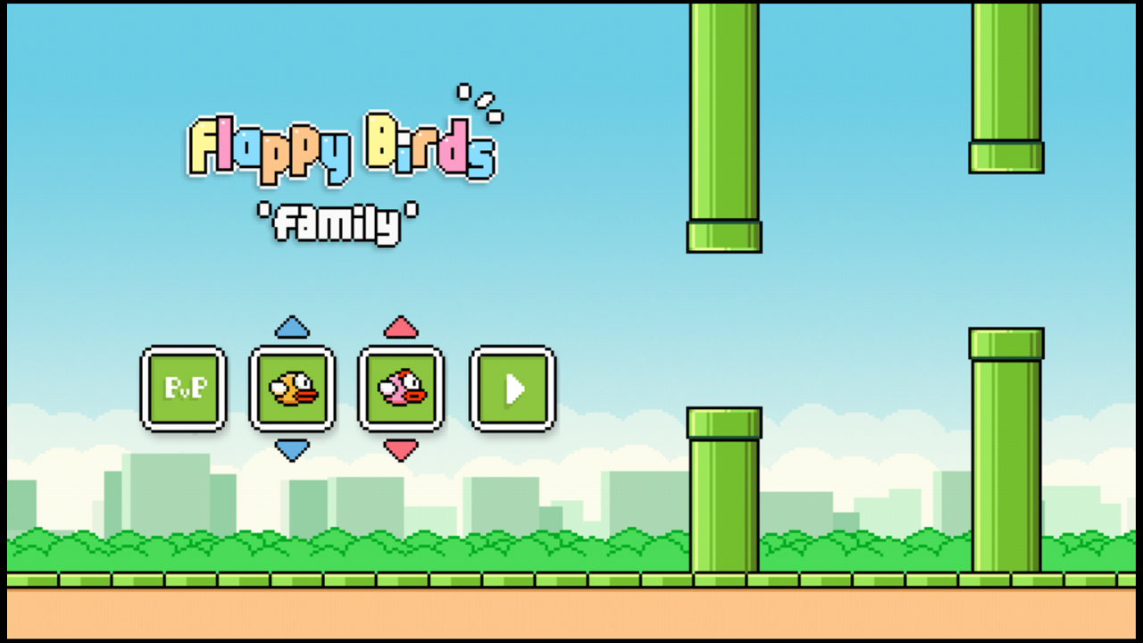 Flappy Bird - một sản phẩm lập trình thành công