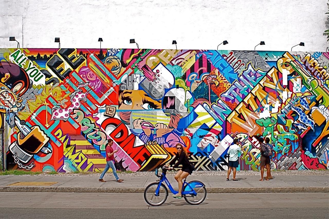 Nghệ thuật trong không gian công cộng phản ánh một phần văn hóa cuộc sống