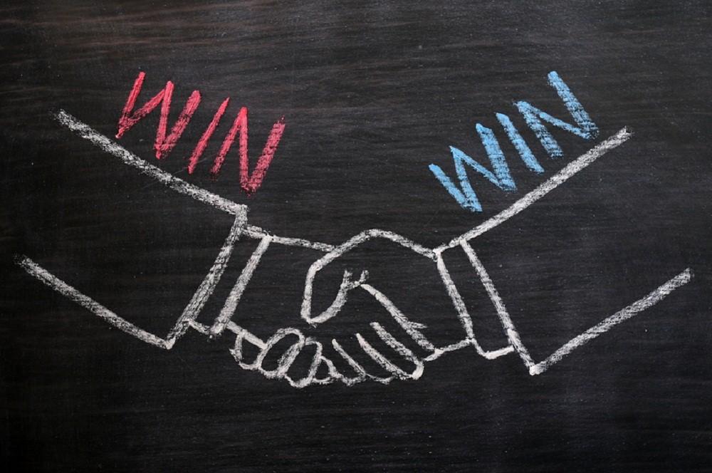 """Bạn học cách tìm ra các giải pháp """"win-win"""" trong kinh doanh"""