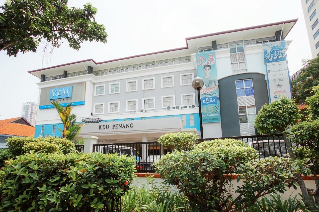 Đại học KDU Penang - Malaysia