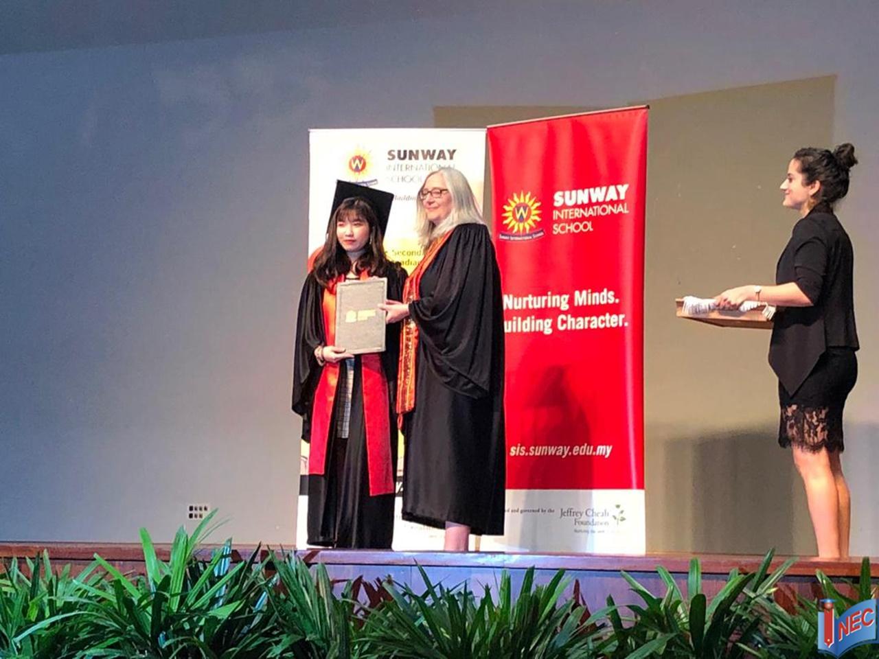 Du học Malaysia trường Quốc tế Sunway