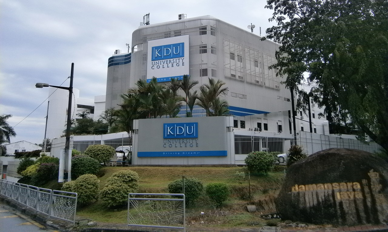 KDU_University_College%2C_Damansara_Jaya_campus