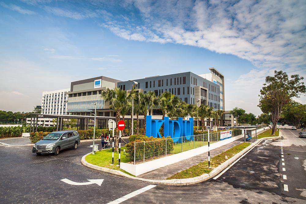 học bổng Malaysia đến từ đại học KDU