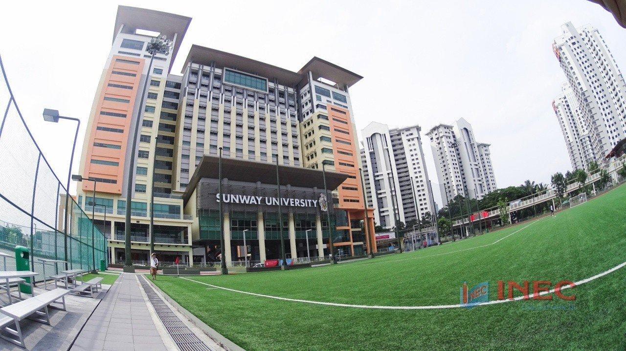 học bổng Malaysia từ đại học Sunway