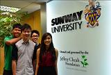 Học phí Đại học Sunway 2019