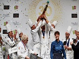 Đầu bếp Malaysia giành chiến thắng chung cuộc World Pastry Cup 2019 đầy ấn tượng