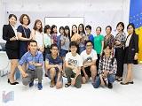 Tiệc chúc mừng và hướng dẫn bay tân du học sinh Malaysia – Đại học Sunway tháng 7/2018