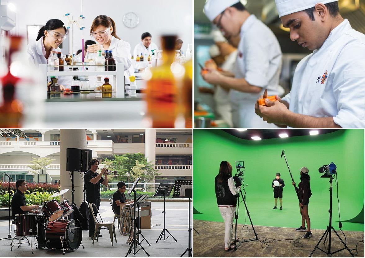 Một số hoạt động trải nghiệm hấp dẫn tại ngày hội Open Day của Đại học Sunway