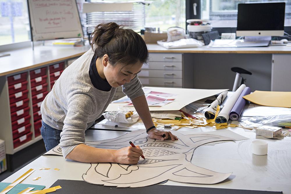 Sự hợp tác giữa Đại học Sunway và Viện Công nghệ Phương Đông (EIT) bắt đầu từ các chương trình nghệ thuật và thiết kế