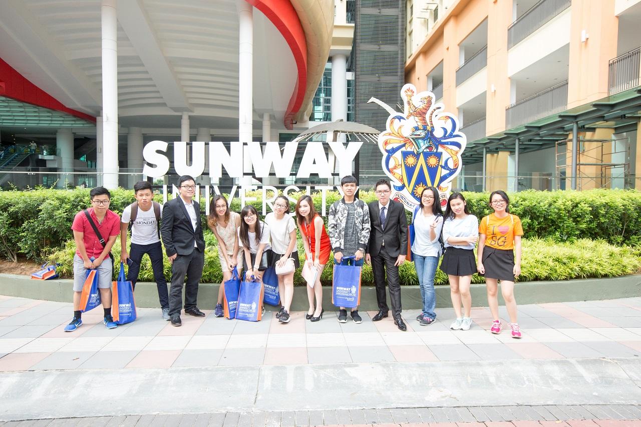 Trải nghiệm Study Tour tại Malaysia cùng Du học INEC