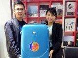 Du học Malaysia nhận vali sành điệu từ INEC