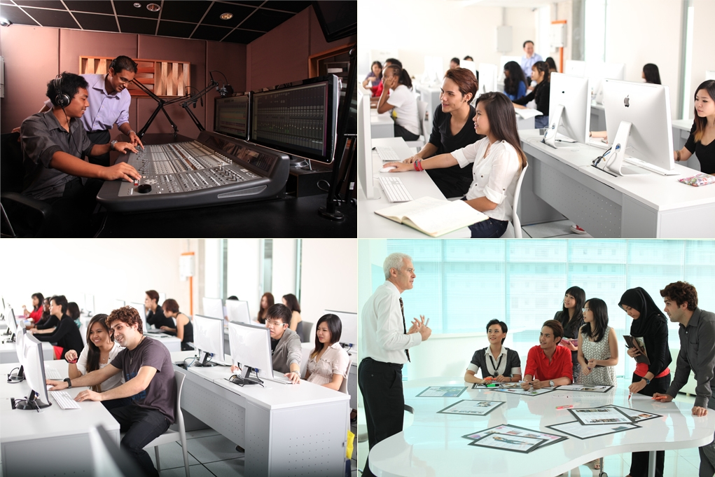 Du học Malaysia ngành truyền thông
