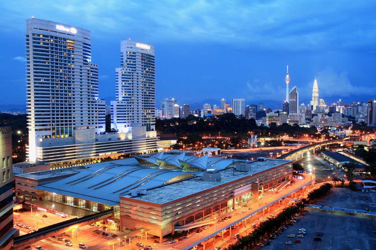 Malaysia về đêm