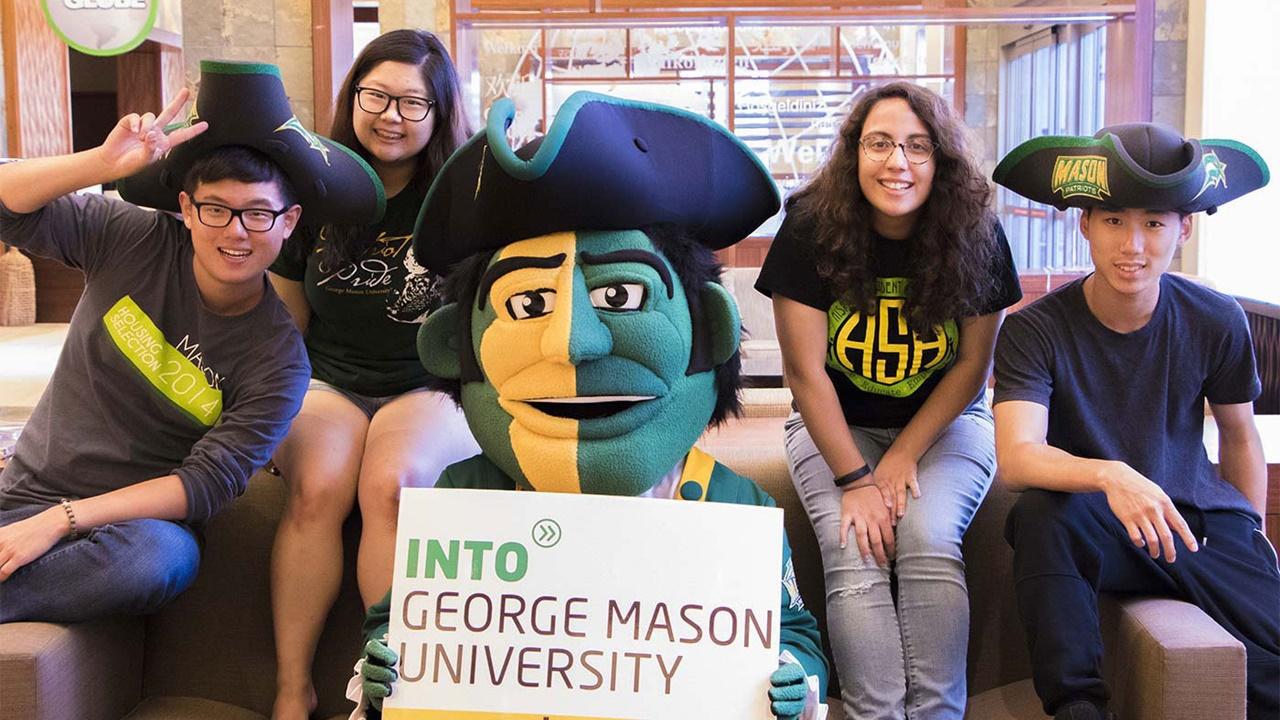 Du học Mỹ Tại đại học Mason