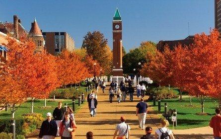 Tổng quan về Đại học Saint Louis