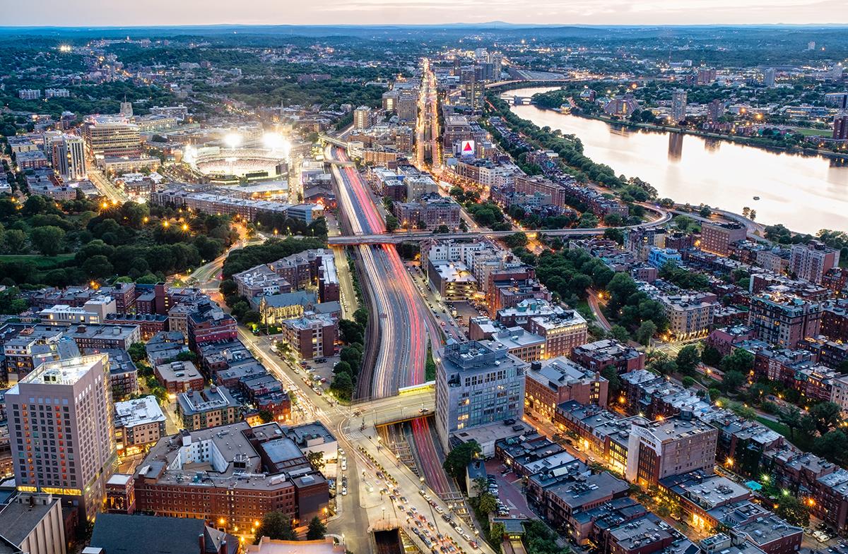Thành phố Boston bang Massachusetts