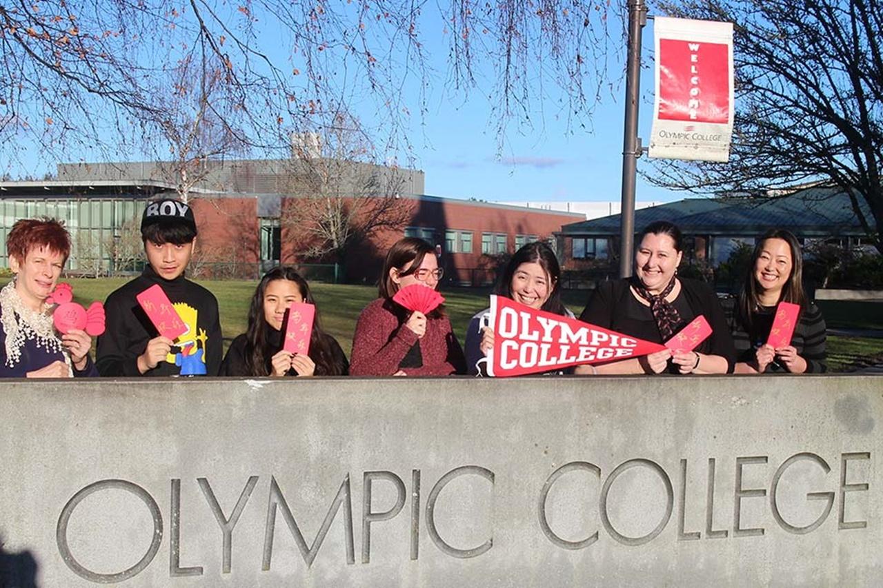 Du học Mỹ trường Cao đẳng Olympic