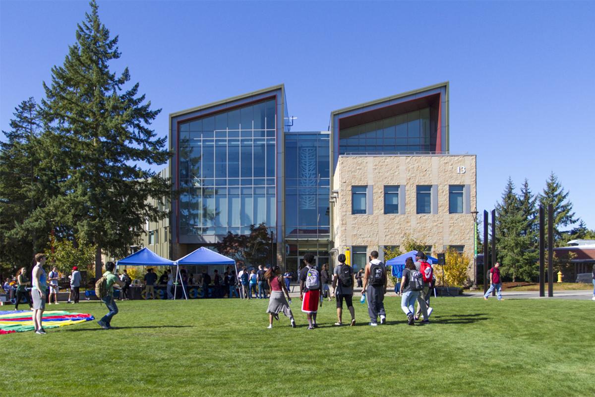 Cao đẳng cộng đồng Tacoma bang Washington