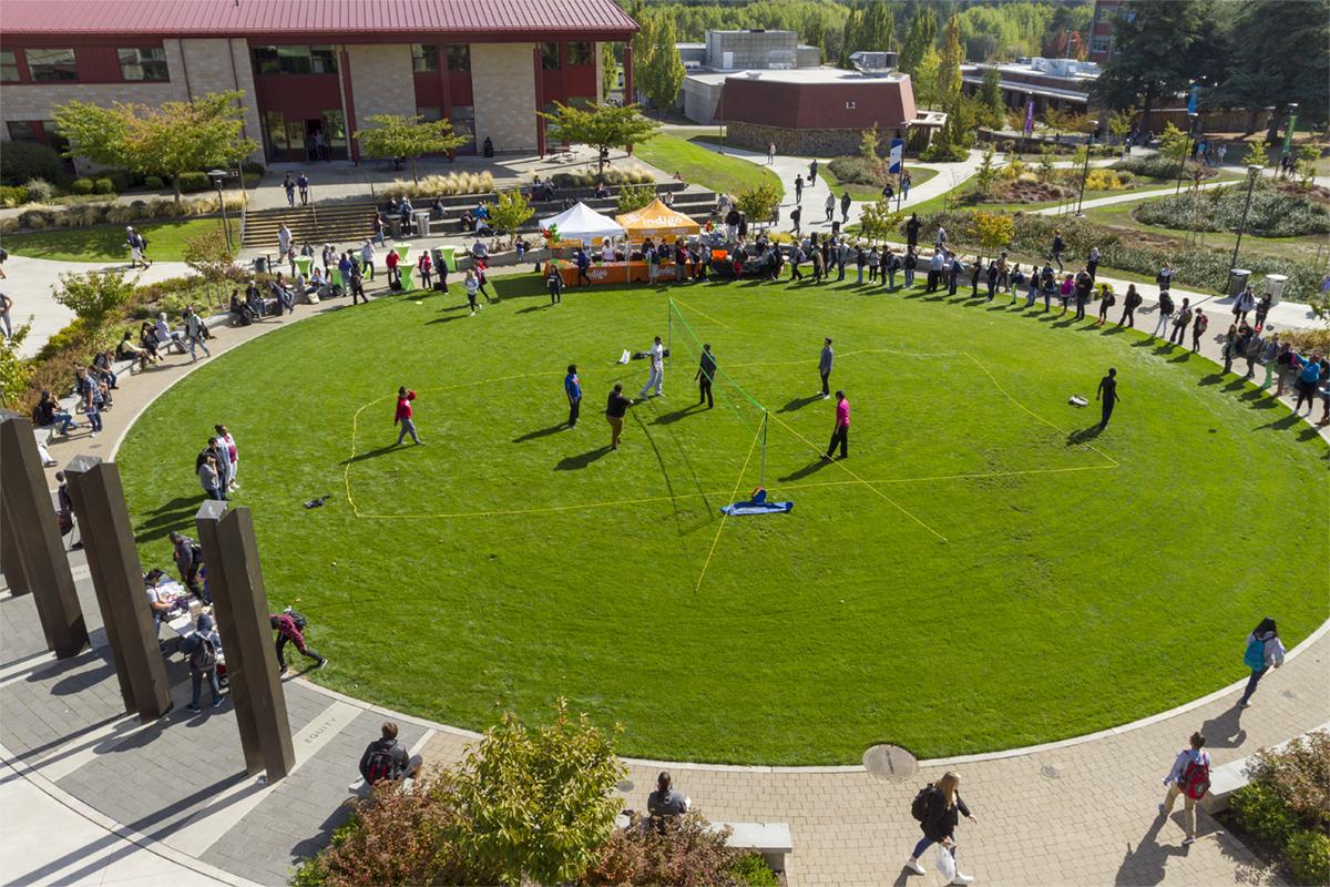 Môi trường học tập tại Cao đẳng cộng đồng Tacoma
