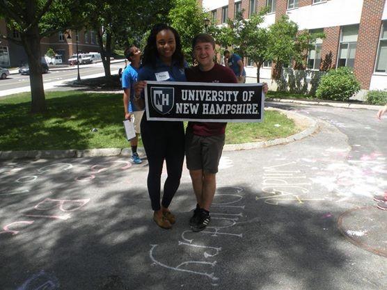 Đại học New Hampshire - Thành Phố Durham, USA 2017