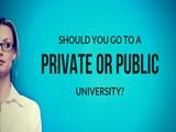 Sự khác biệt giữa đại học công lập và đại học tư thục ở Mỹ