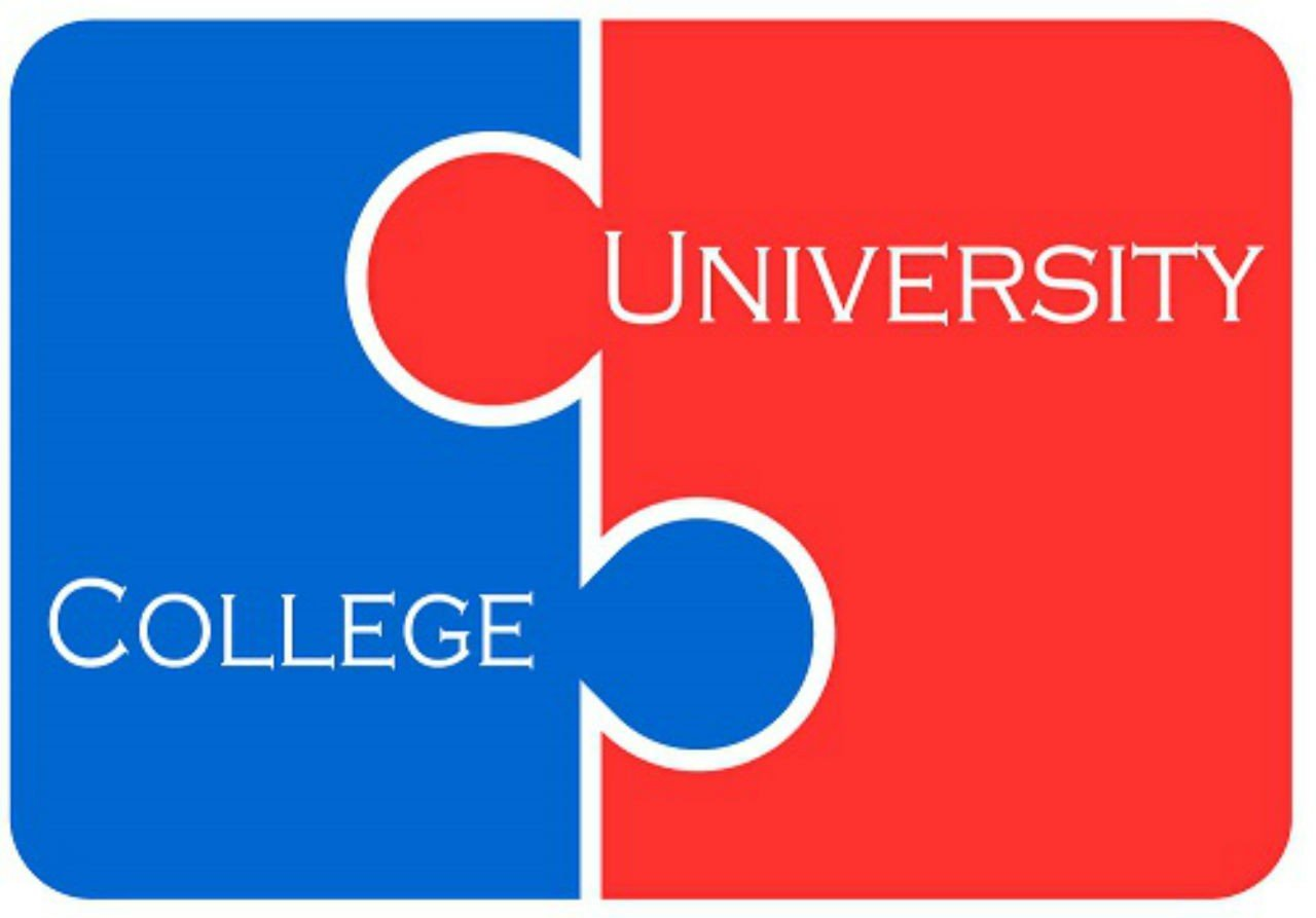 Kết quả hình ảnh cho Chọn College hay University?