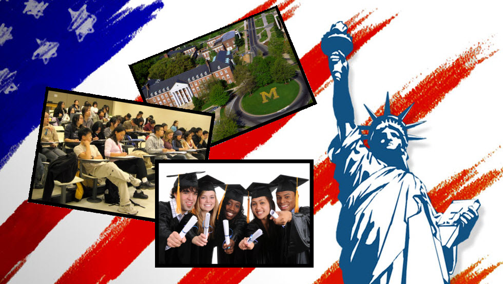 Du học Mỹ kỳ tháng 9 năm 2019