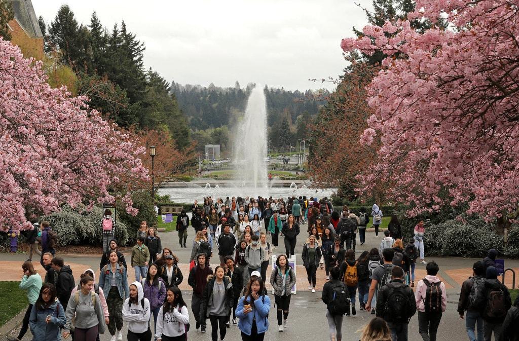 Du học Mỹ tại tiểu bang Washington