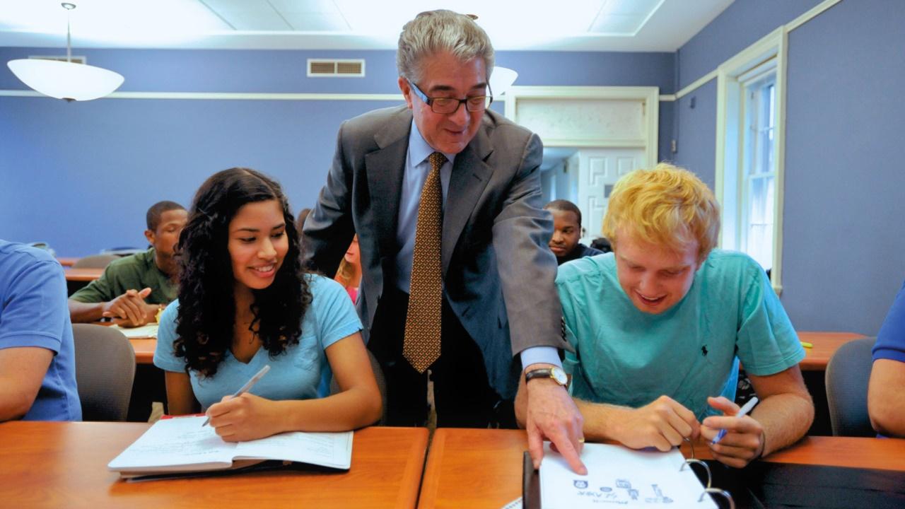 Du học Mỹ tại Đại học Drew
