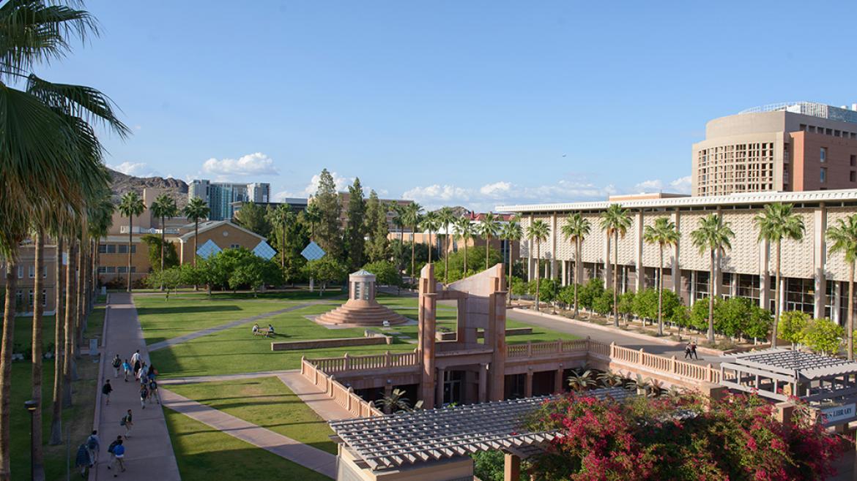 Du học Mỹ Đại học Arizona State