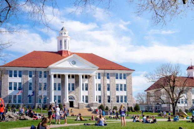 Du học Mỹ tại Đại học James Madison