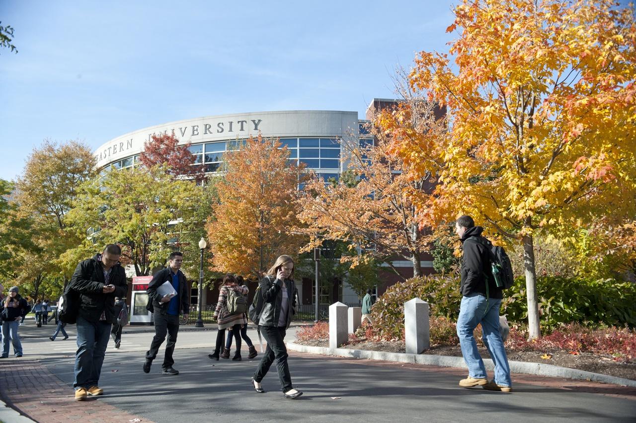 Du học Mỹ tại Đại học Northeastern ở Boston
