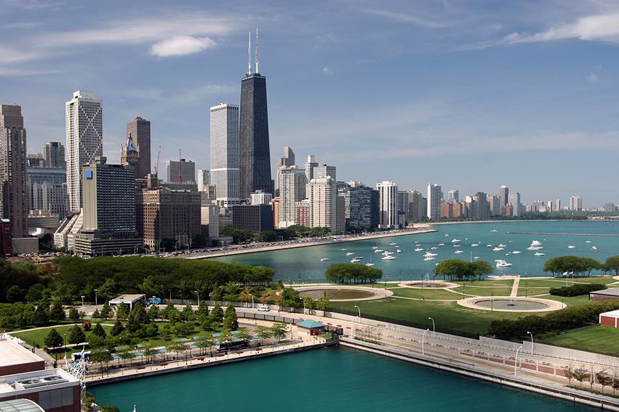 Thành phố Chicago Mỹ