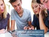 Hội thảo du học Mỹ, Canada cùng ESLI - Hoàn thiện vốn tiếng Anh với học bổng lên đến 70%