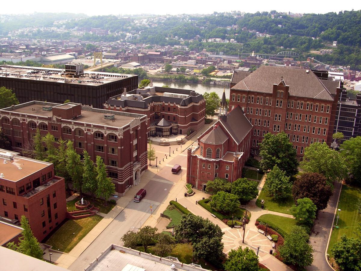 Du học Mỹ tại Đại học Duquesne