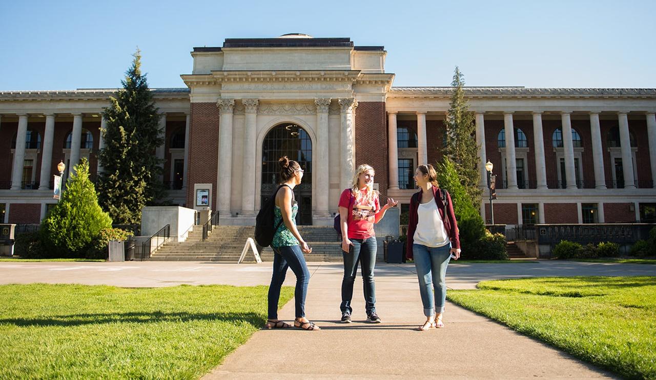 Du học Mỹ tại Đại học Oregon