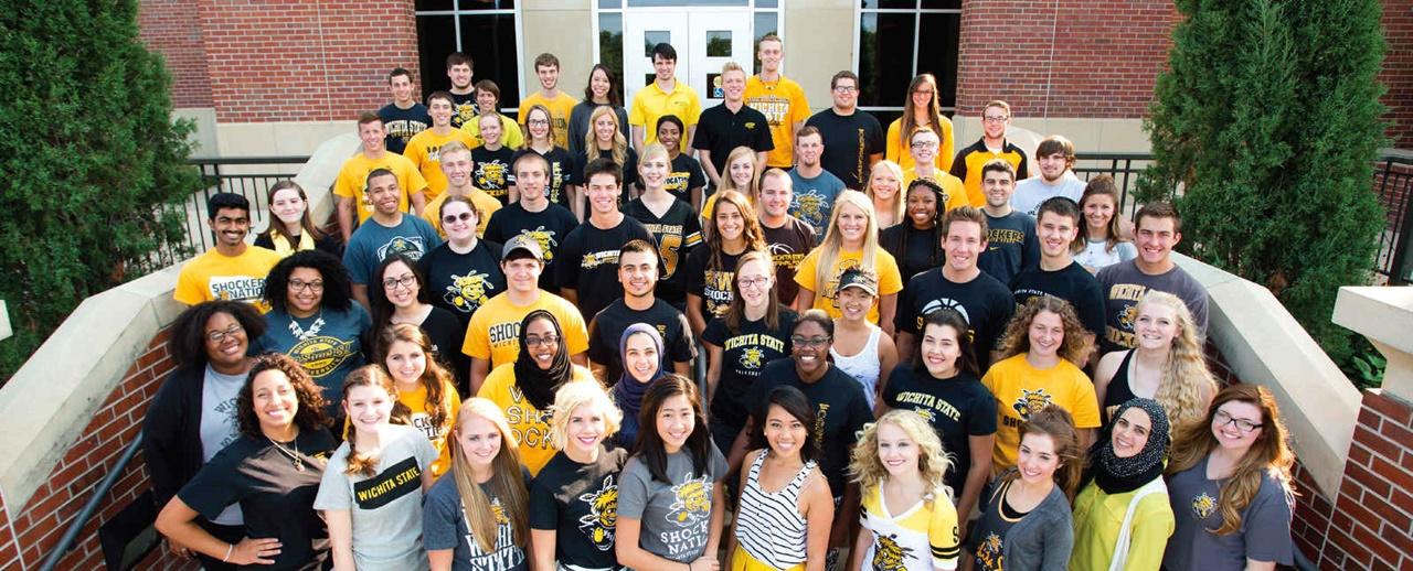 học bổng du học Mỹ tại đại học Wichita State