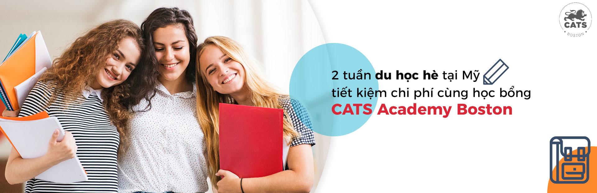 Du học hè CATS