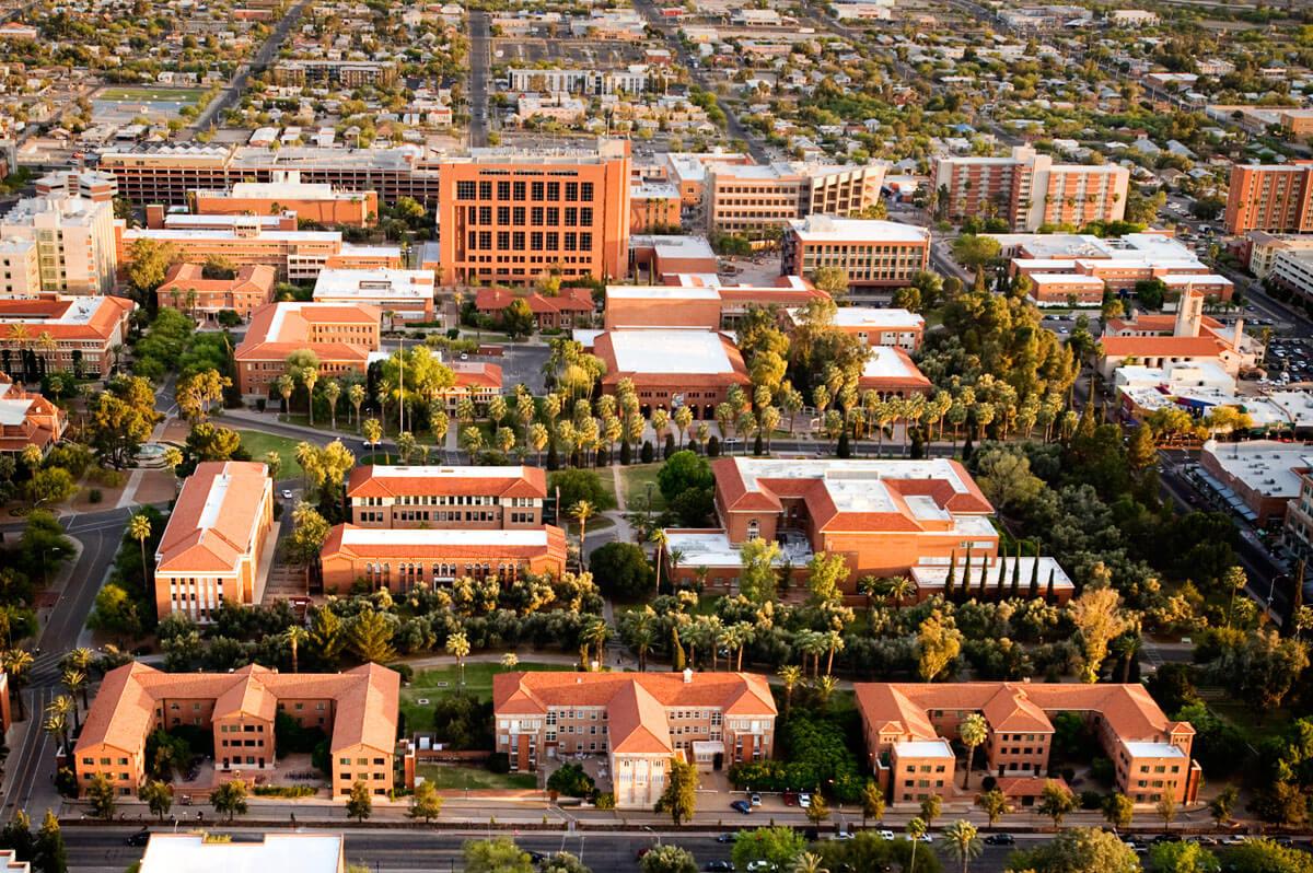 Học bổng Đại học Arizona