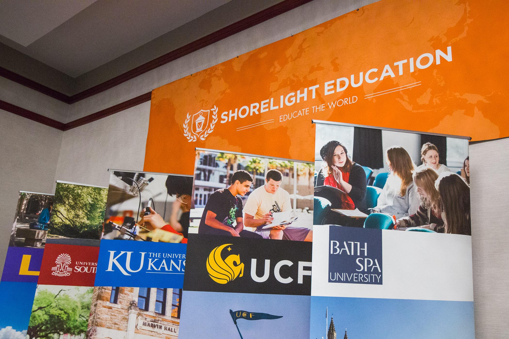 Tập đoàn giáo dục Shorelight