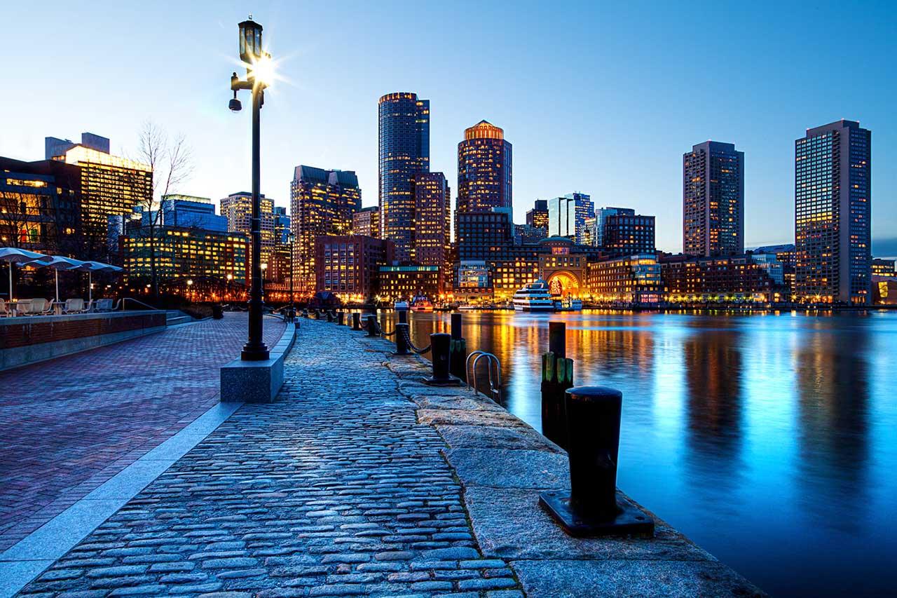 Phong cảnh Boston
