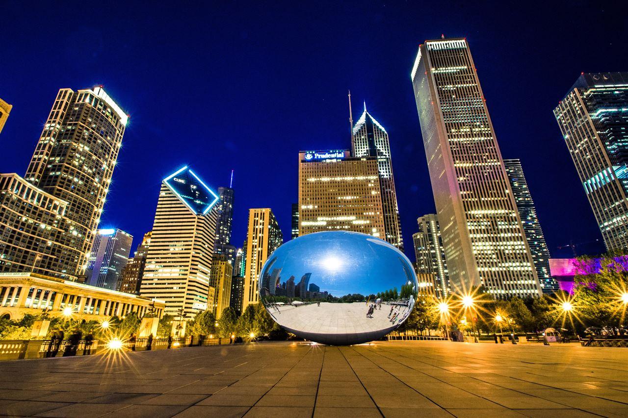 Hình ảnh Mỹ - Bang Chicago