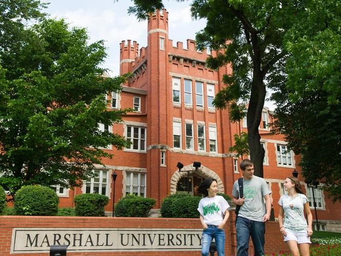 Đại Học Marshall 2017