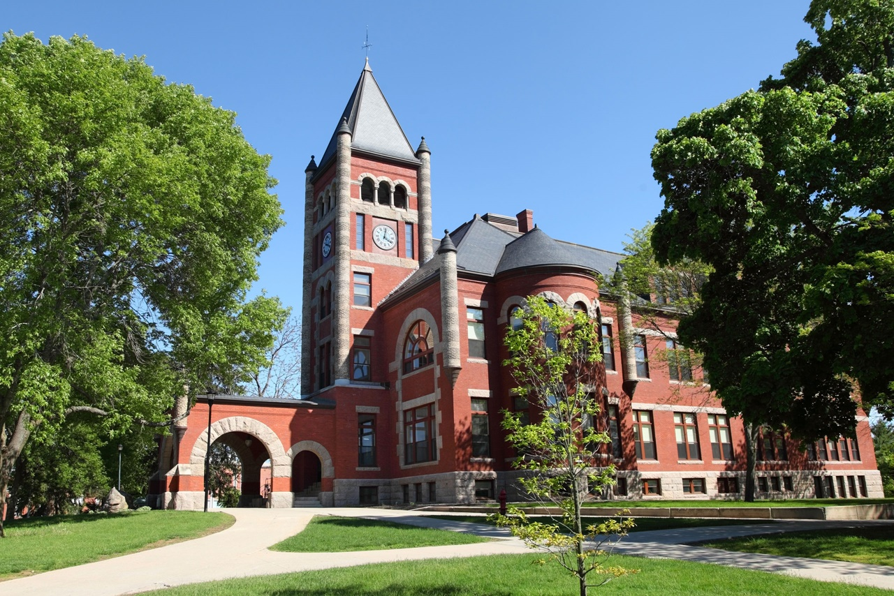 Học bổng du học Mỹ Đại học New Hampshire