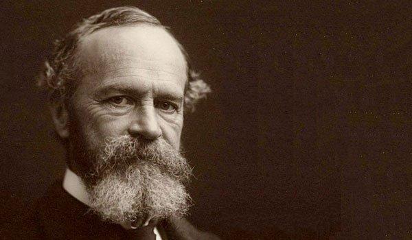 Nhà tâm lý học người Mỹ William James (1842–1910) – cha đẻ của tâm lý học hiện đại