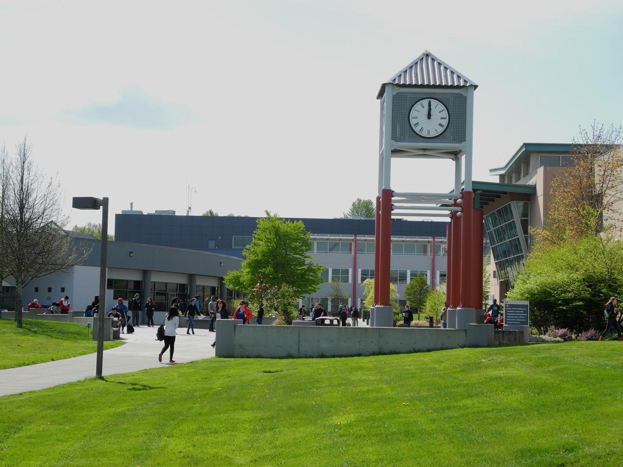Du học Mỹ Cao đẳng South Seattle