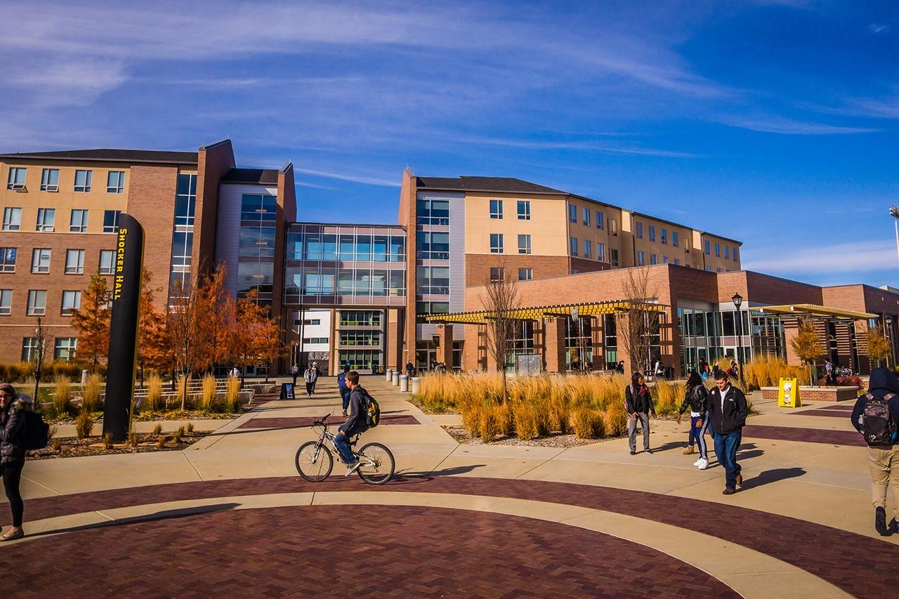 Khu học xá Đại học Wichita