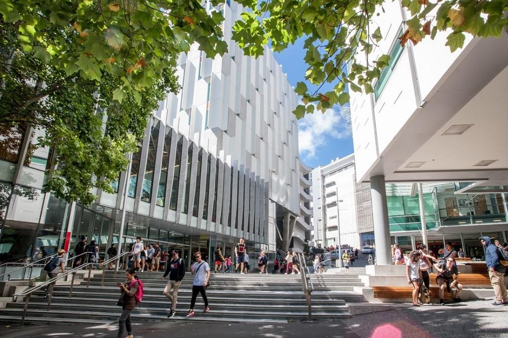 AUT là 1 trong 8 trường đại học danh tiếng tại New Zealand
