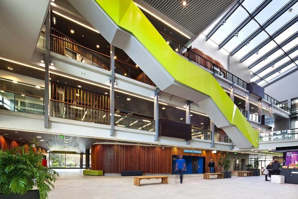 Du học New Zealand - Khu vực bên trong Trường Y khoa Đại học Auckland