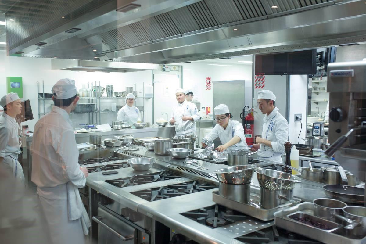 Học bổng du học ngành ẩm thực tại Le Cordon Bleu New Zealand 2